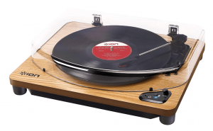 ION Audio Air LP Wood