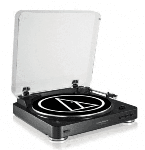 Tocadiscos Audio Technica AT