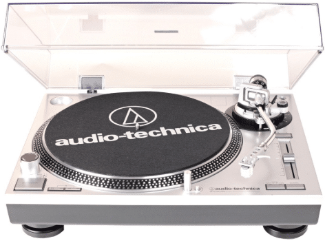 caja audio technica at