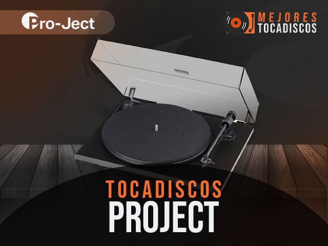 mejores giradiscos pro-ject