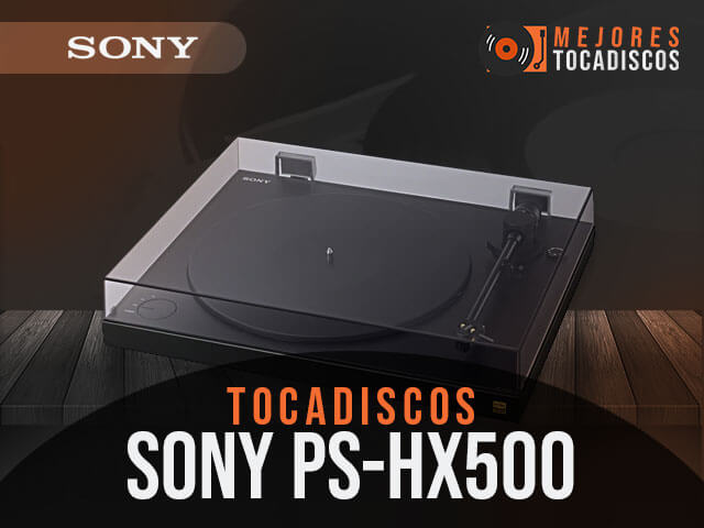 Mejores-tocadiscos-marca-sony-ps-hx500