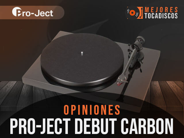 Opiniones-tocadiscos-pro-ject-debut-carbon